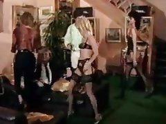 Group Sex, Hairy, Vintage