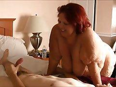 Ass Licking, BBW, Big Butts, Face Sitting, Granny