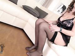 Babe, Big Tits, Ebony, Feet