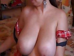 Webcam, Big Tits, Beauty
