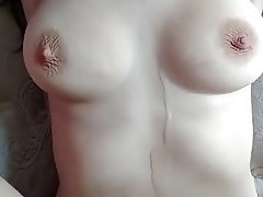 Amateur, Cumshot, Redhead, Big Nipples