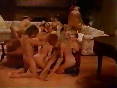 Group Sex, Pornstar, Vintage