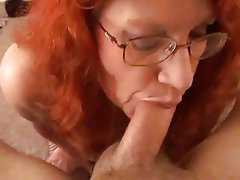 Big Boobs, Blowjob, Cumshot, Handjob, Mature