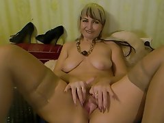 Amateur, Blonde, Mature, MILF