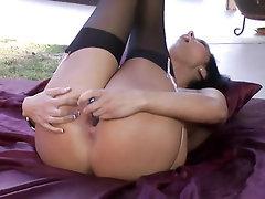 Babe, Big Tits, Feet, Fetish, Panties