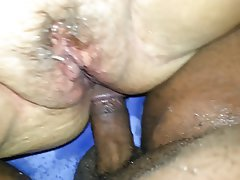 Amateur, Hairy, Interracial, Old and Young, Squirt