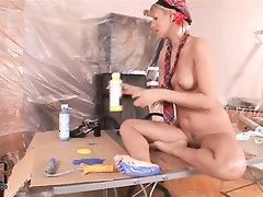 Big Ass, Ebony, Feet, Fetish