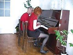 MILF, Russian, Redhead