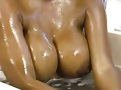 Big Boobs, Pornstar, Shower