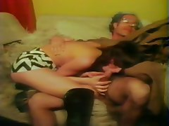 Group Sex, Hairy, Interracial, Old and Young, Vintage