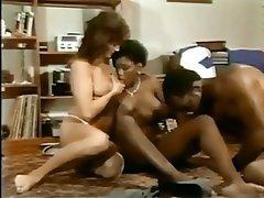 Big Boobs, Interracial, Threesome, Vintage
